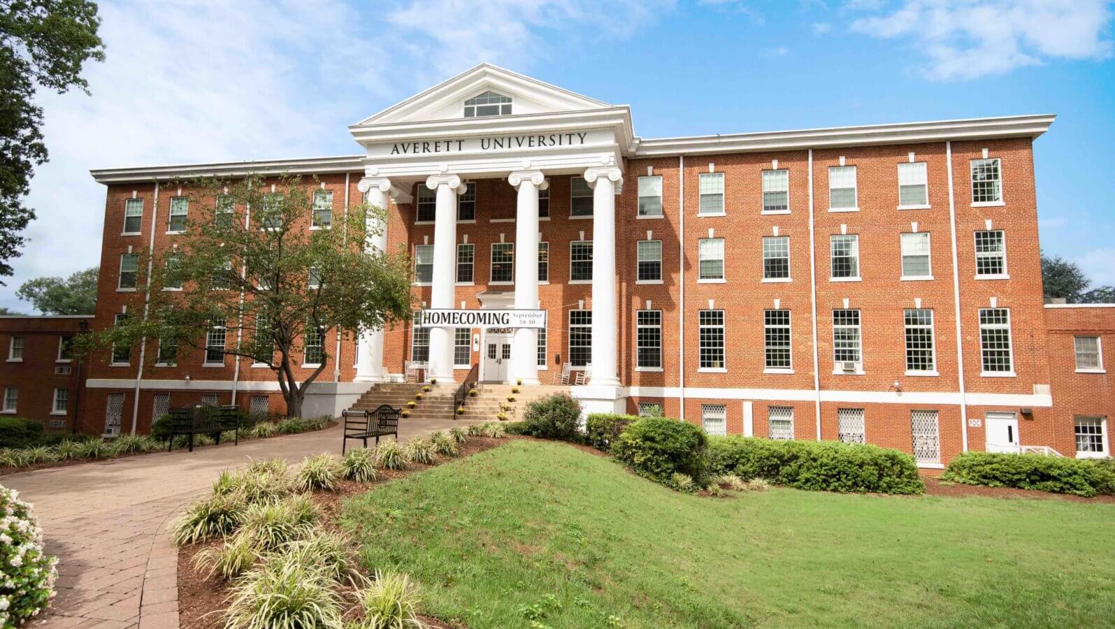 Averett University Main Hall